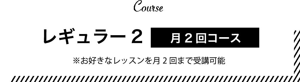 レギュラー2